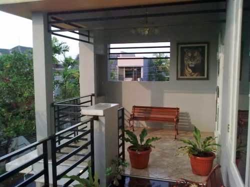 Teras Rumah Minimalis Modern Dekorasi Rumah Minimalis Terbaru