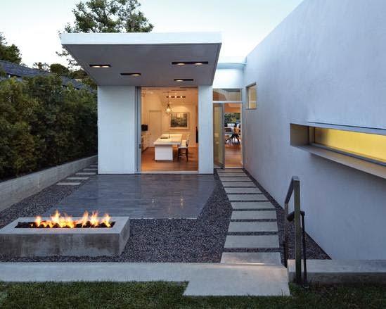 Teras Rumah Minimalis Satu Lantai Dekorasi Rumah Minimalis Terbaru